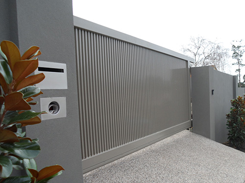 Cantilever Sliding Gates |Melbourne | Sidcon Fabrications