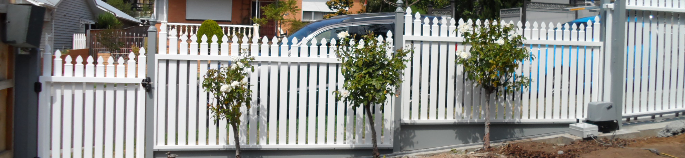Custom Steel Fences Melbourne