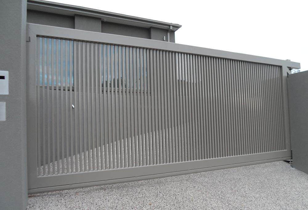 Cantilever Sliding Gates Melbourne Sidcon Fabrications