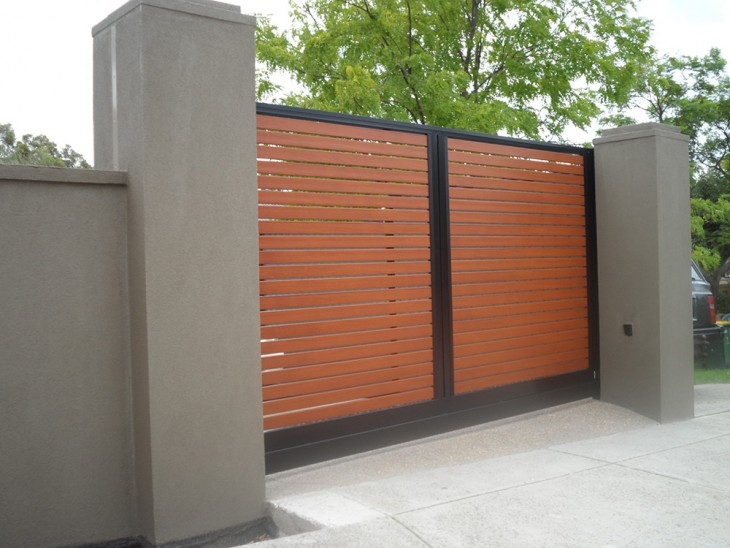 Cantilever Sliding Gates Melbourne | Sidcon Fabrications