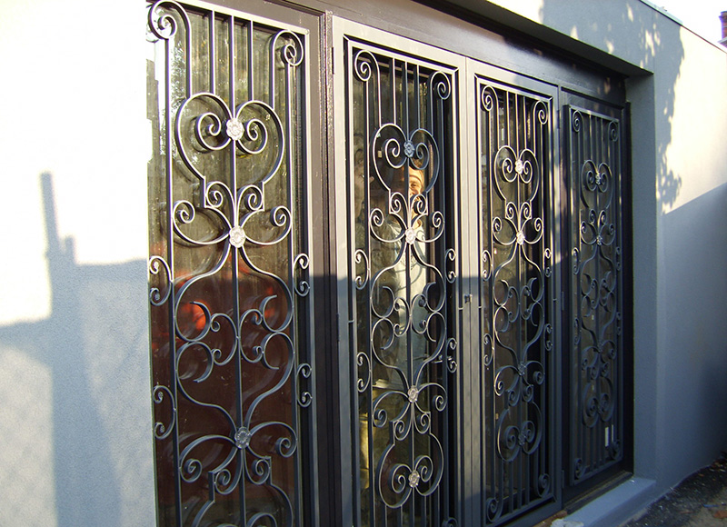 Steel Doors Melbourne Security Screens Sidcon Fabrications