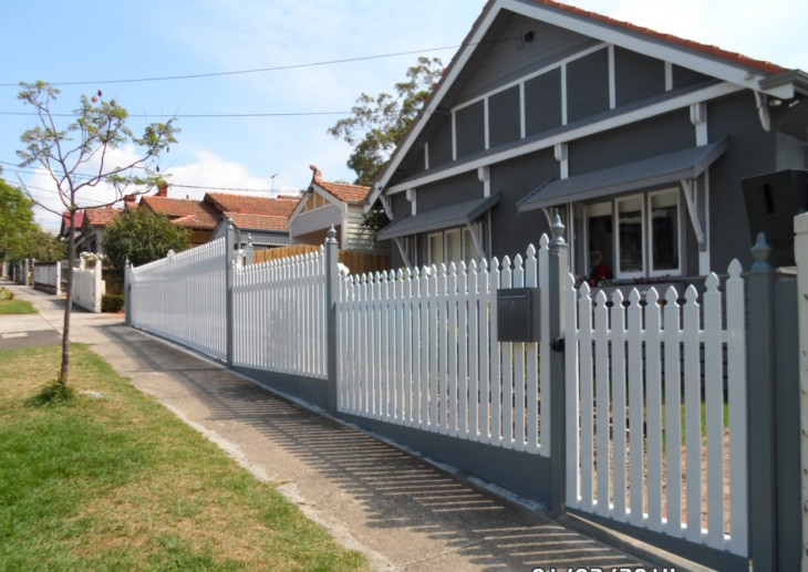 Metal Fencing Melbourne | Steel | Wrought Iron | Aluminium | Sidcon Fabrications