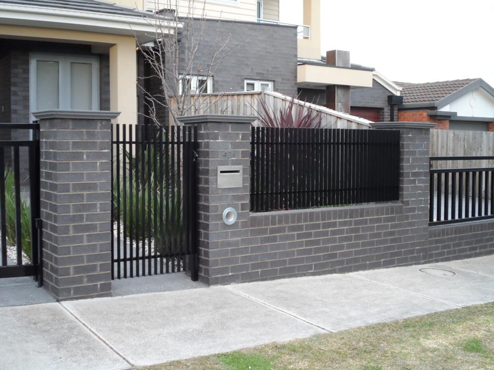 Metal Fencing Solutions Melbourne Sidcon Fabrications