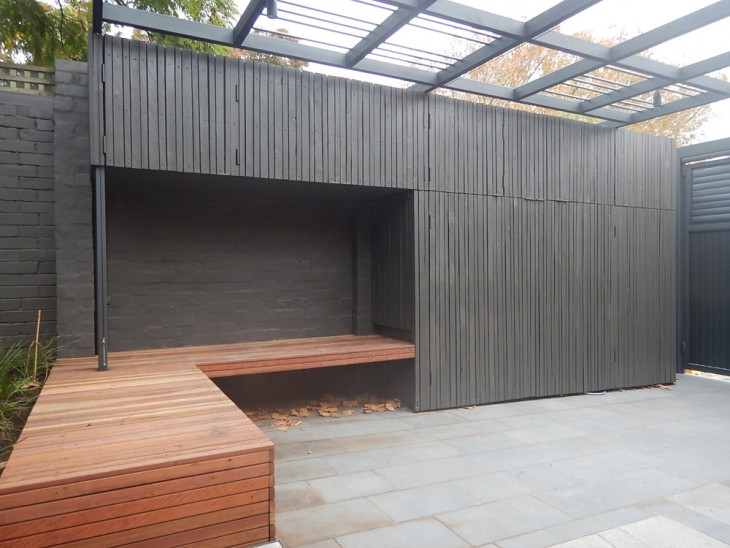 Steel Landscape Structures Melbourne | Sidcon Fabrications
