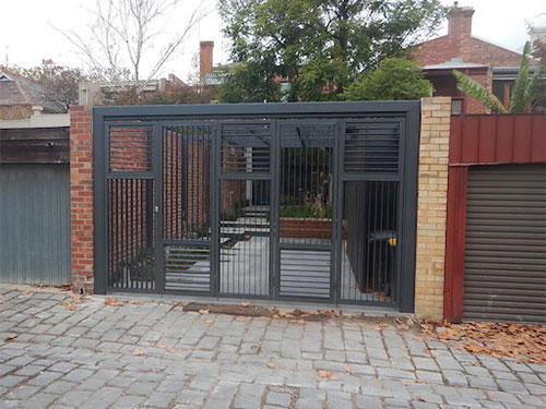 Bi Fold Gates | Melbourne | Sidcon Fabrications