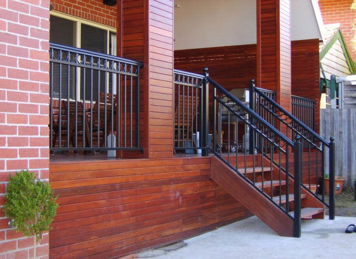 Balustrades Melbourne | Steel | Aluminium | Sidcon Fabrications
