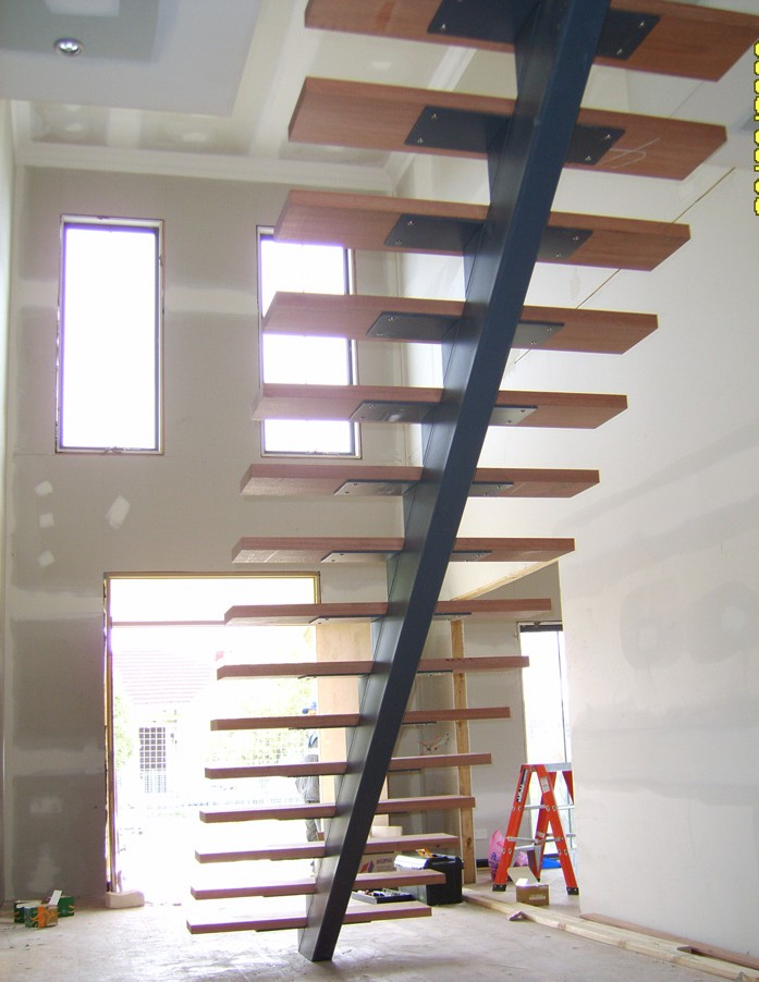 Steel Staircases Melbourne Sidcon Fabrications