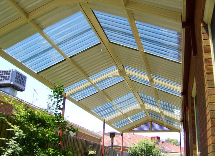 Steel Verandahs Melbourne | Colorbond | Sidcon Fabrications