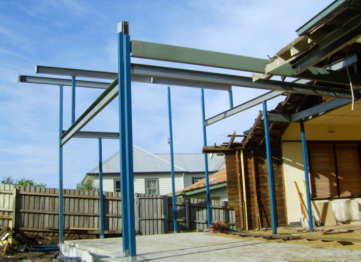 Structural Steel Melbourne | Sidcon Fabrications