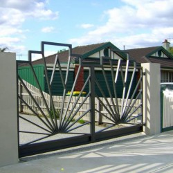 Driveway Gates Melbourne | Sidcon Fabrications