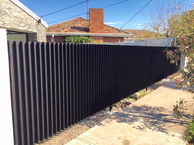 Aluminium Fencing | Pedestrian Gate | Sidcon Fabrications