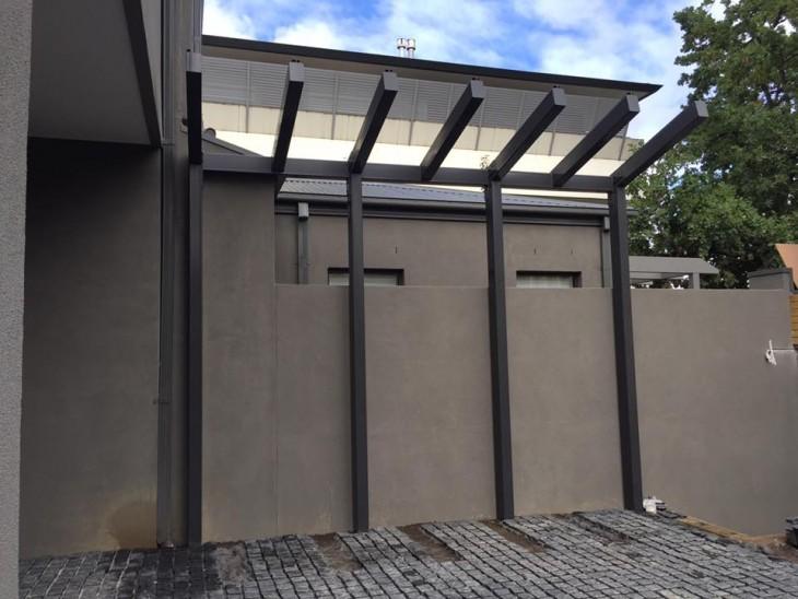 Free Standing Verandah Frame Ivanhoe | Sidcon Fabrications