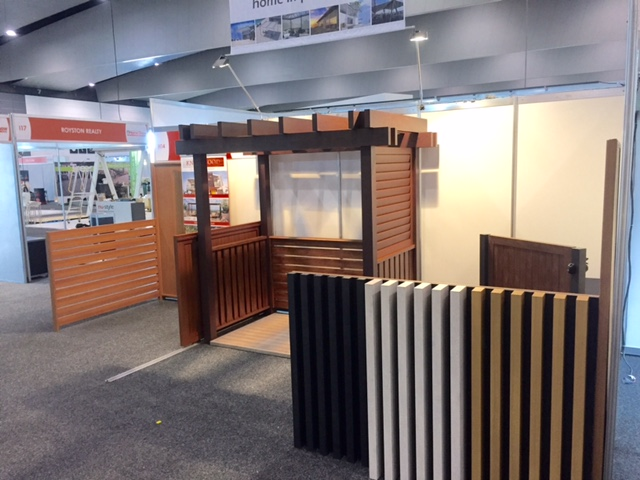 Aluminium Timber Look Home Show Exhibit | Part 2 l Sidcon