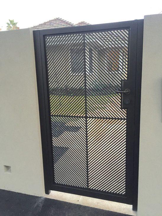 Pedestrian Access Gate Brighton | Sidturn Installation | Melbourne-10