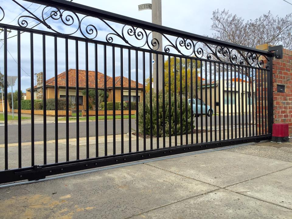 Automated Sliding Gate Coburg Melbourne Sidcon