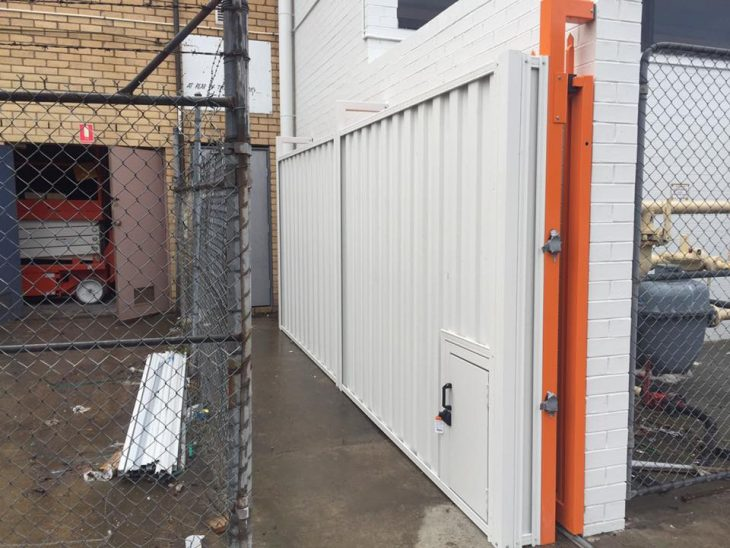 Automated Sliding Gate | Campbellfield | Melbourne | Sidcon Fabrications