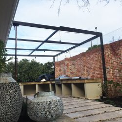 Steel Pergola Brighton | Melbourne | Sidcon Fabrications