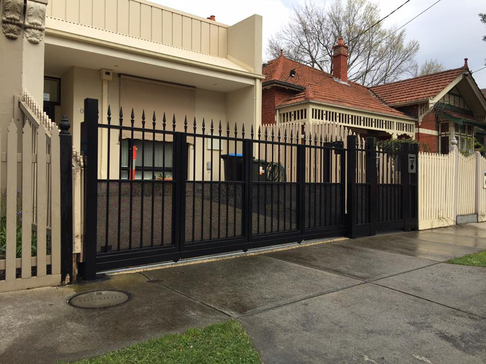 Turning Sliding Gate Prahran