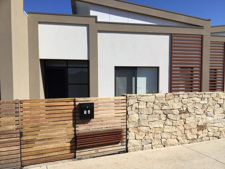 Greenvale Aluminium Screening | Knotwood | Melbourne | Sidcon Fabrications
