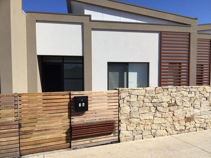 Greenvale Aluminium Screening | Knotwood | Melbourne | Sidcon Fabrications