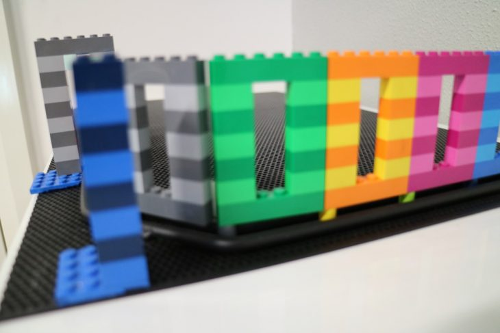 Lego Turning Gate Prototype | Melbourne | Sidcon Fabrications