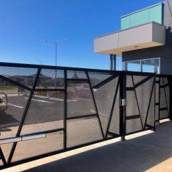 5- Perforated mesh