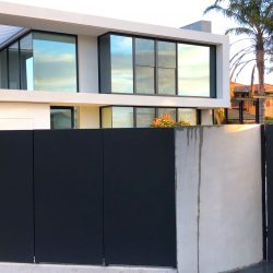 25- Colorbond aluminium sheeting front and back