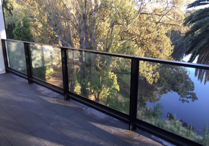 Aluminium Balustrades | Richmond | Melbourne | Sidcon Fabrications
