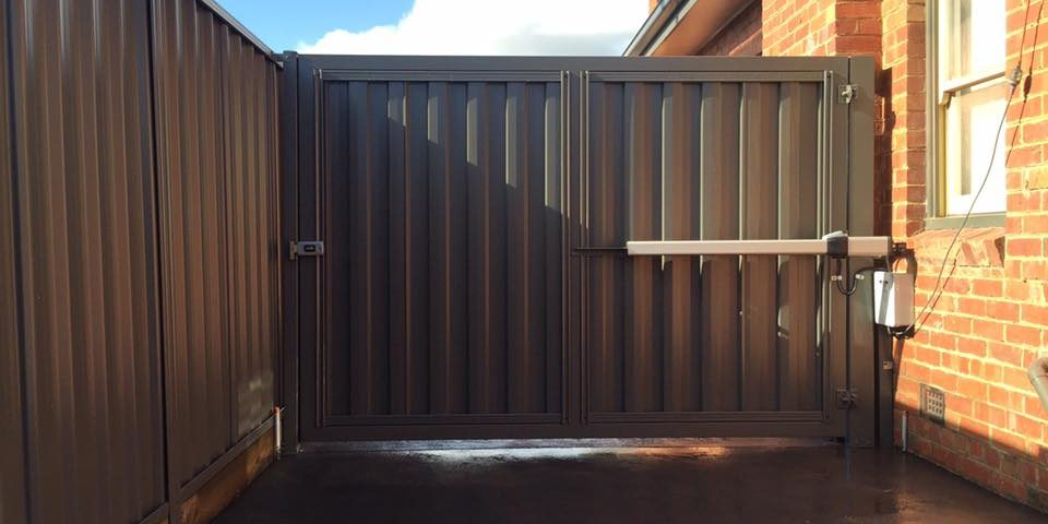 Automated Swinging Gate Pascoe Vale | Melbourne | Sidcon