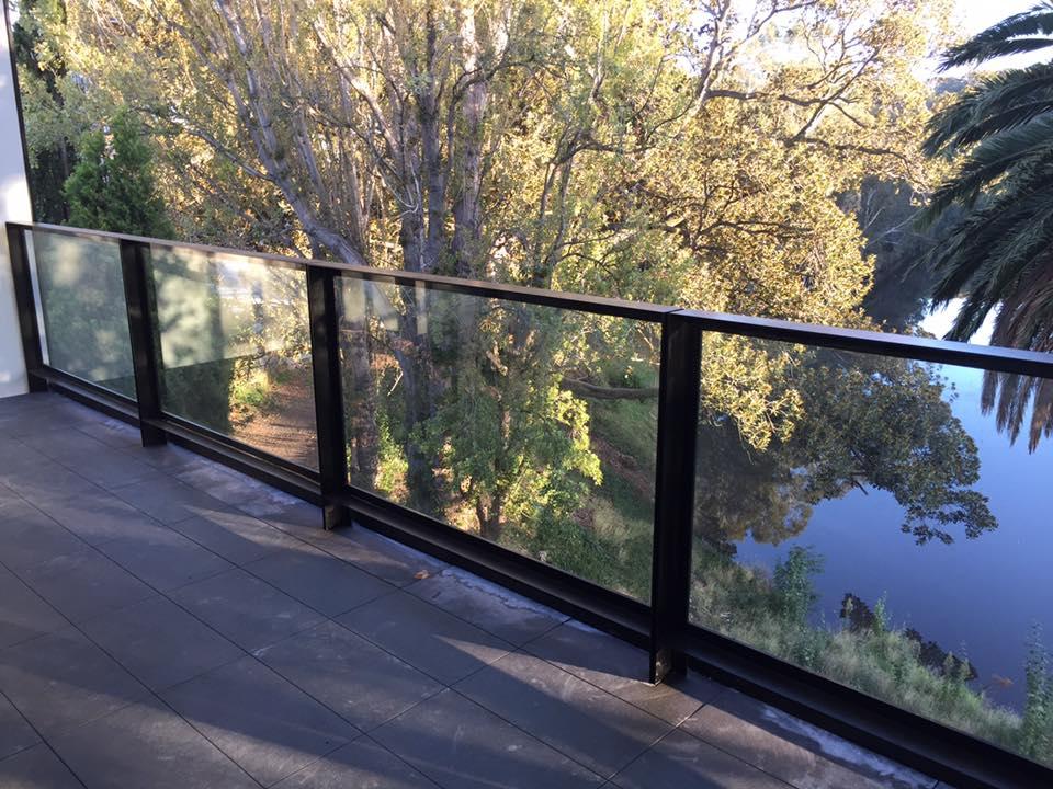 Aluminium Balustrades | Richmond | Melbourne | Sidcon Fabrications