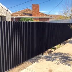 Aluminium Fencing   Pedestrian Gate   Sidcon Fabrications